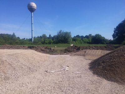 Sisak skate park izgradnja