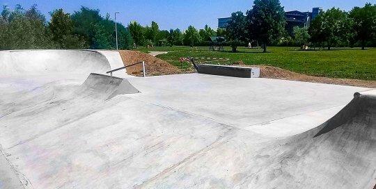 Skate park Sisak 1