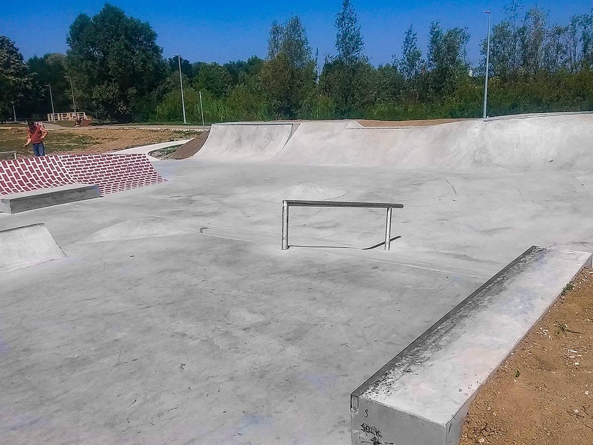 Skate park Sisak 2