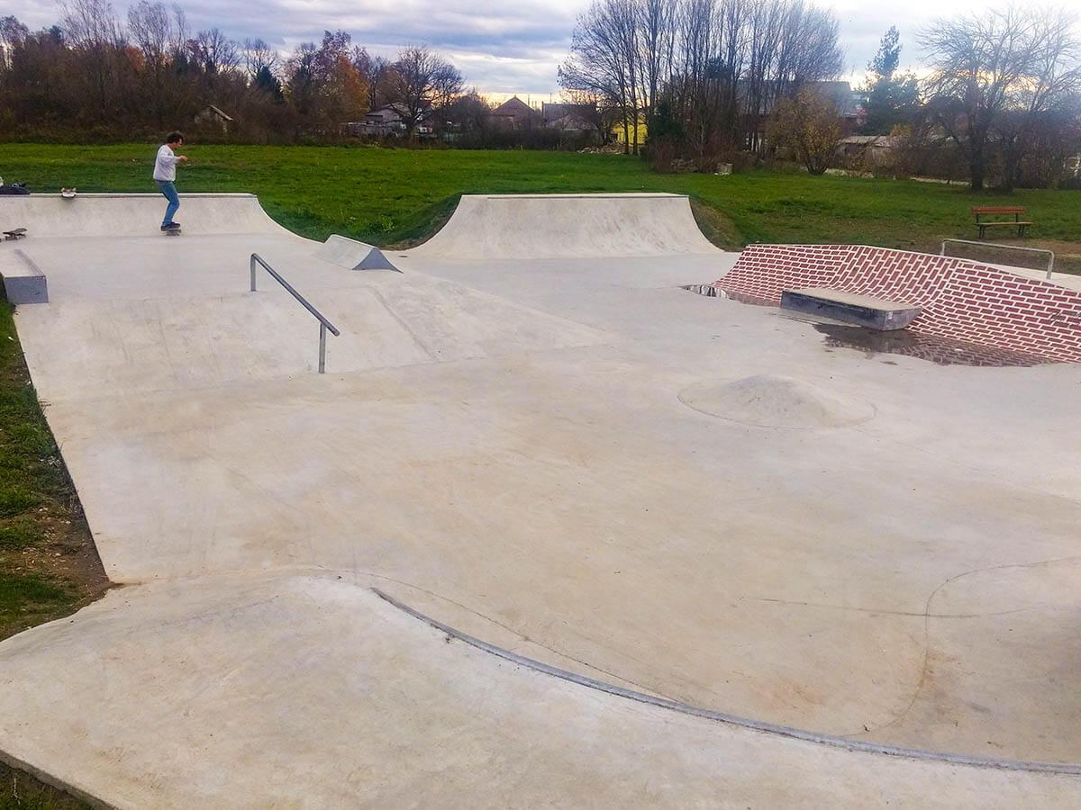 Skate park Sisak 4