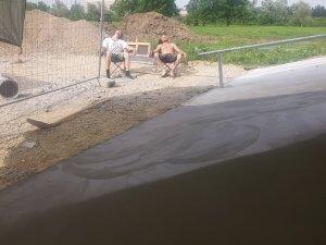 izgradnja skate parka u Sisku