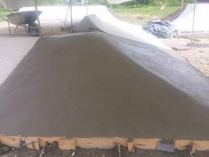 izgradnja betonskog skateparka sisak