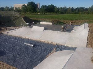 izgradnja skateparka Sisak