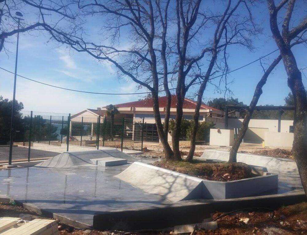 Skate park Tar Vabriga