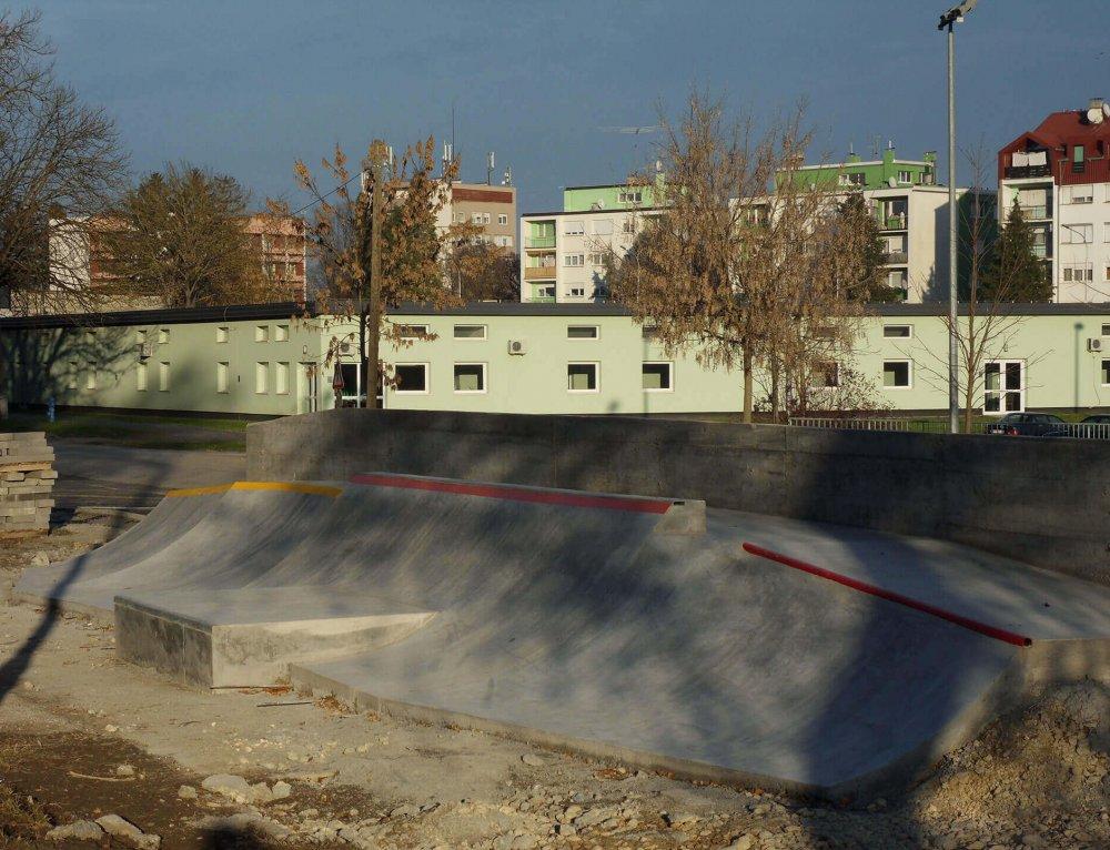 Skate park – Križevci